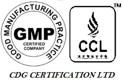 GMP Certification Agency