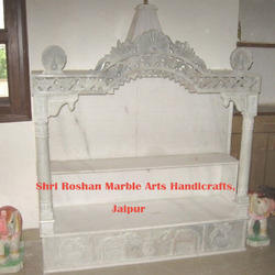 Marble Temple Marble House Temple Manufacturer From Jaipur