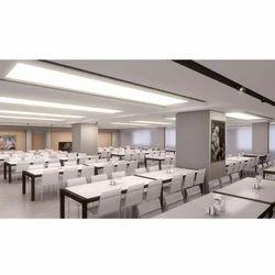 Canteen Interior Designing