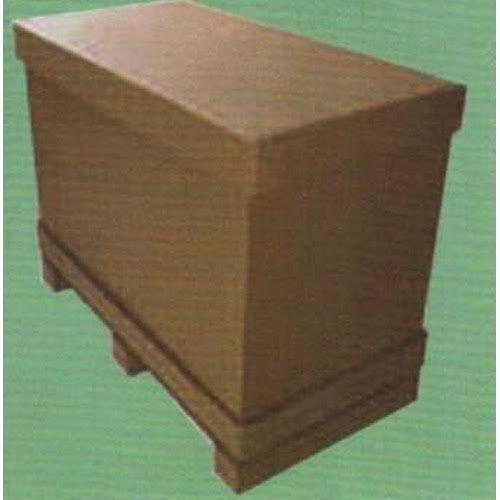 Moisture Proof Rectangle Corrugated Packaging Box, for Packaging,Shipping, Box Capacity: 1-200 Kg