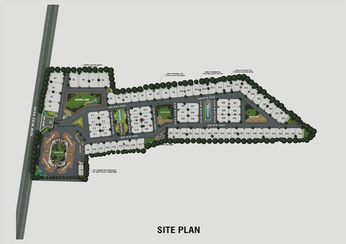 Site Plan Rendering in Dhantoli Nagpur – How To Get A Site Plan For My Property