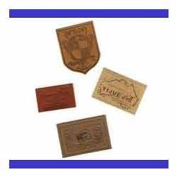 Leather Label Services
