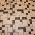 Crossword Floor Tiles