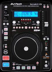 DJ Tech I Scratch CD Player