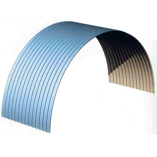 Curved Roofing Sheets Color Coated Sheets Jeedimetla