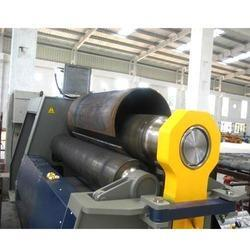 3 Rolls Heavy Plate Bending Machine