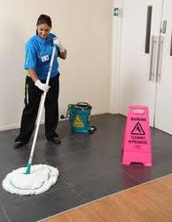Scrubbing & Buffing Training Course