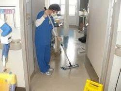 8 Технология проведения уборки процедурного и
