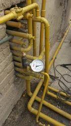 Mall LPG Gas Pipeline