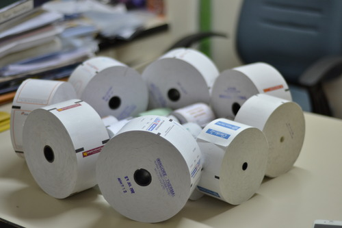 ATM Thermal Paper Roll Manufacturer from Navi Mumbai