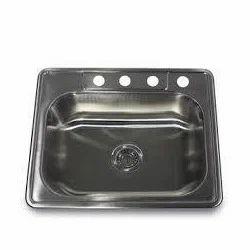 Super Square Kitchen Sink