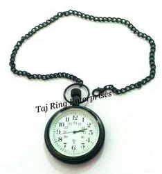 Nautical Antique Pocket Watch
