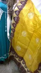 Hand Batik Pure Silk Suit