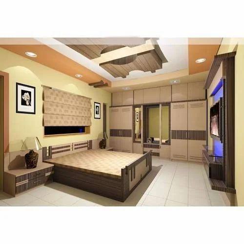Modular Bedroom Drawing Design Service