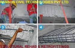 Structural Rehabilitation & Retrofitting Consultants