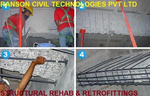 Structural Rehabilitation & Retrofitting Consultants