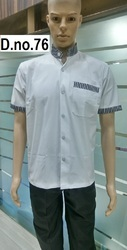 Half Sleeves Assistant Chef Shirt