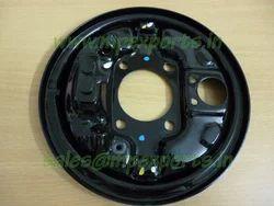 Rear Brake Shoe Carrier Plate for TUK TUK