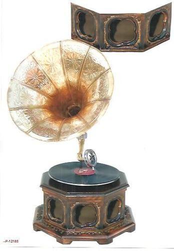 Antique Wood Gramophones Wooden Gramophones Mehrauli New Delhi