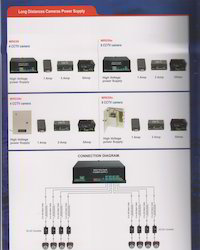 Cctv Power Supply Closed Circuit Television Power Supply