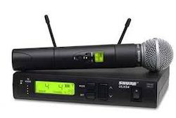 Sennheiser G3 500 Series Wireless Mics Rental