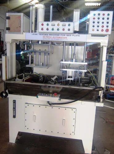 Hi Tech Automation Machine Division And Hi Tech