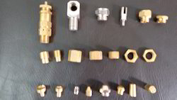 Brass Espresso Parts