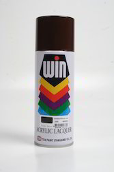 Aerosol Spray Paints Cocoa Brown Shadetouch Up No Brush