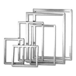 aluminum frame displays