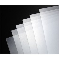 Parshwa Polymer White Polypropylene Sheets, 1mm