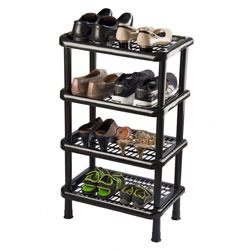 Plastic Shoes Rack - Manufacturers & Suppliers of Plastic Shoe ...