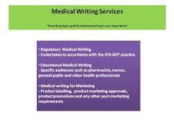 Medical writing services in india