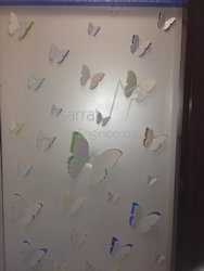 Acrylic Partition Wall