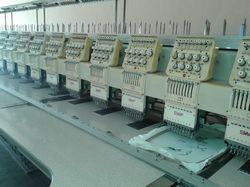 SWF Multi Head Computerized Used Embroidery Machine