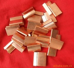 Copper Coated Packing Clip