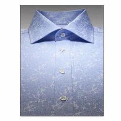 Jacquard Silk Shirts