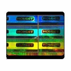 Three D Effect Dot-Matrix Hologram