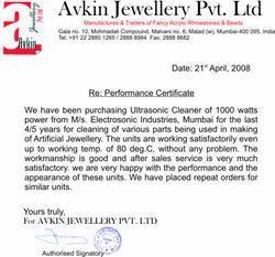 Avkin Jewellery Pvt. LTD