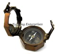 Antique Brunton Compass