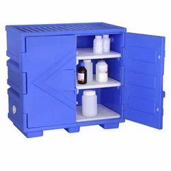 Blue Acid Corrosive Cabinet