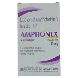 Amphonex 50mg Injections