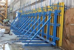 Single Sided Formwork System