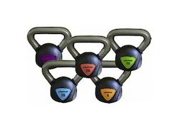 Pulse Fitness TPU Kettle Bell Dumbbell