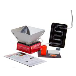 Solar Water Heater & Solar Oven Kids Game