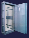 Strong Room Doors With Grill Safe