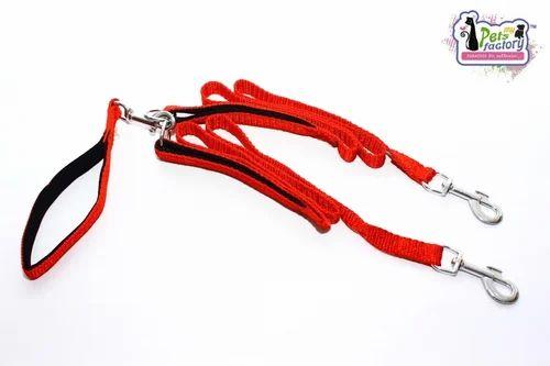 Dog Double Leash
