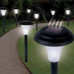 Solar Garden Lights in Vadodara Solar Powered Garden Light