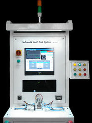 Solenoid Coil Test System - View Specifications & Details of Impulse