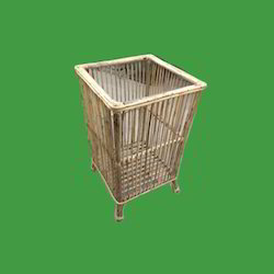 Cane Cloth Basket