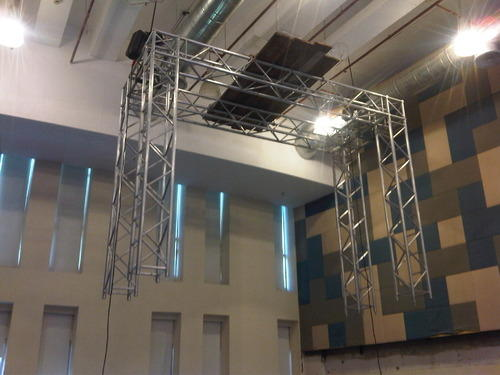 Truss Structure - Lighting Aluminum Truss Manufacturer from Mumbai